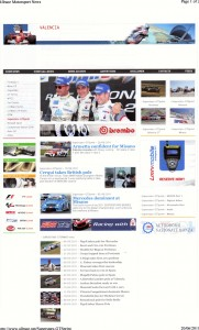 Allrace Motorsport News Website International Superstars 2011