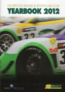BRSCC Yearbook 2012 – Various Images from the 2012 Season