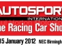 Autosport International Show 2012 NEC Birmingham