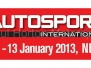 Autosport International Show 2013 NEC Birmingham