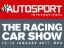 Autosport International Show 2017 Birmingham NEC