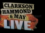 Clarkson, Hammond, May Live 2015 Sheffield Arena