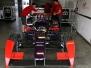 FIA Formula E Testing Donington Park  3-4 July 2014