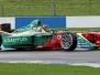 FIA Formula E Testing Donington Park 5th September 2016