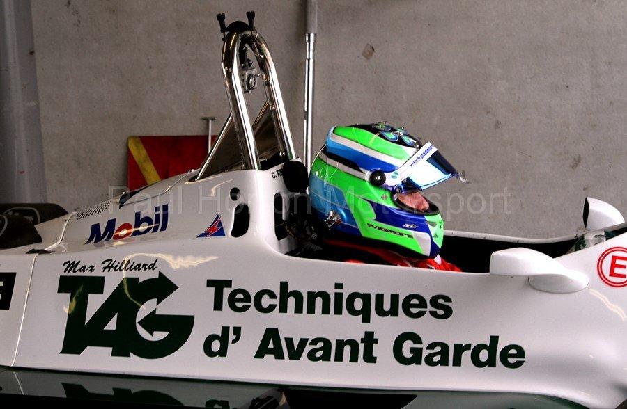 FIA Masters Historic Formula One Championship 2016 Donington Park ...