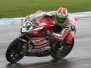 FIM World Superbike Championship UK Round Donington Park 2014