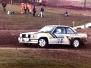 Lombard RAC Rally 1981 SS3 Donington Park