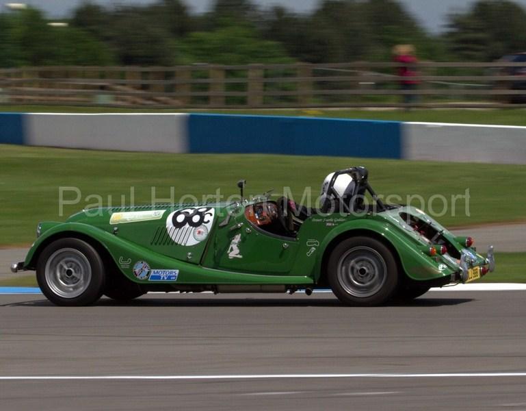 morgan racing green