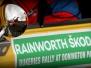 Rainworth Skoda Dukeries Rally at Donington Park 2018