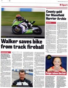 CHAD 04-06-2014 Walker Oulton Park