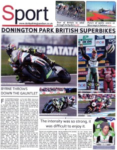Derbyshire Gaurdian Issue 28 2015
