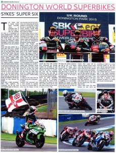 Derbyshire Gaurdian Issue 30 2015 World Superbikes