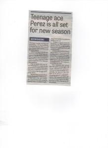 Derbyshire Times 30-03-2017 Seb Perez